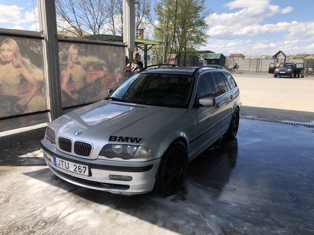 БМВ : BMW 3-series e46 универсал автомат  комфорт 2000
