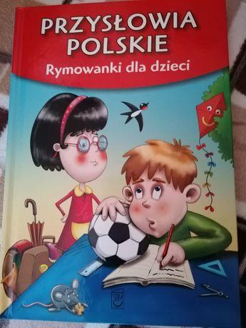 Książka z przysłowiami