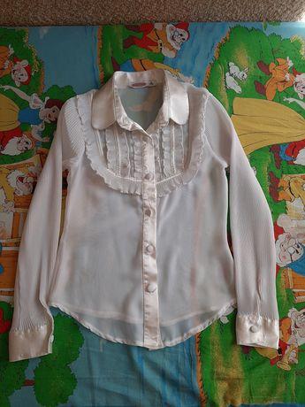 Блузка на 7-8 років