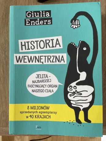 Książka historia wewnetrzna