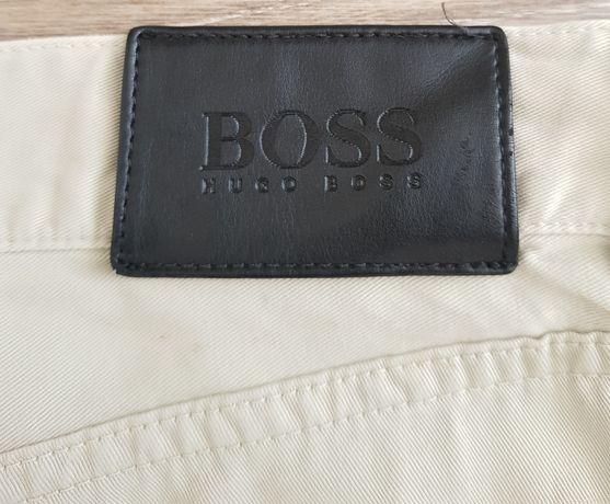 Hugo Boss Arkansas spodnie męskie r.34/30