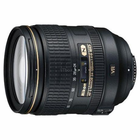 Объектив Nikon Nikkor AF-S 24-120mm f/4G ED VR