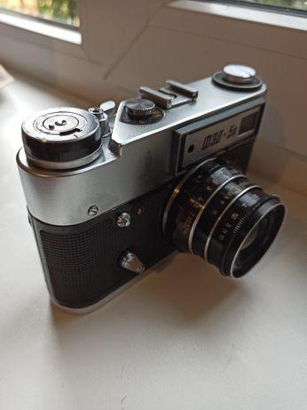 Советский Фотоапарат Фет 5В