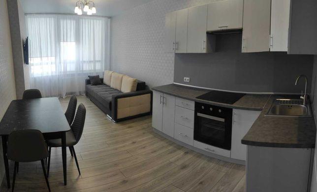 Первая аренда..Очень красивая квартира!