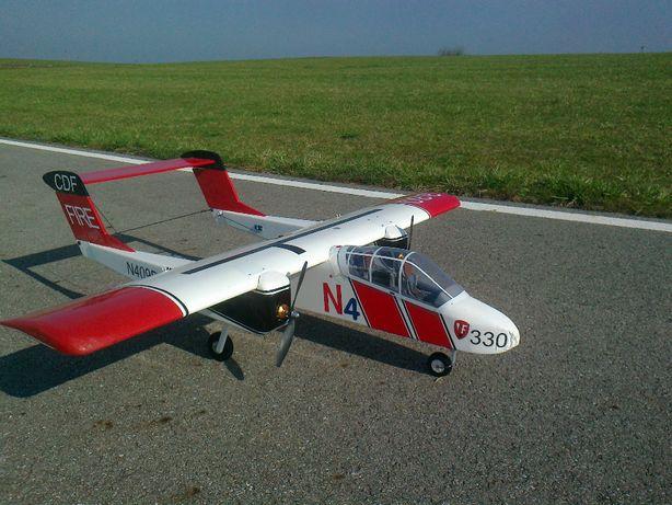 "Samolot RC model ""Bronco OV-10"""