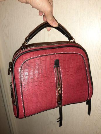 Женская сумочка, сумка мессенджер