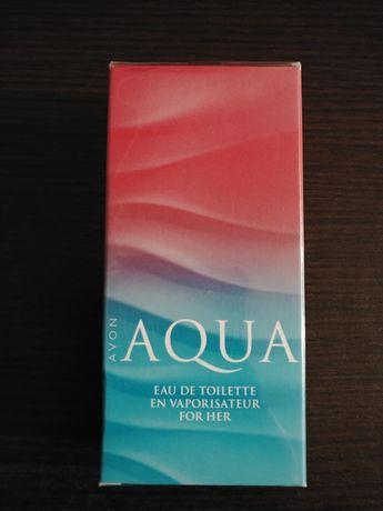Woda toaletowa Avon Aqua