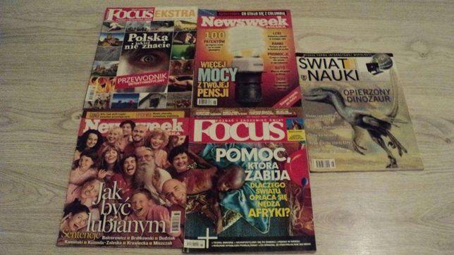focus newsweek świat nauki