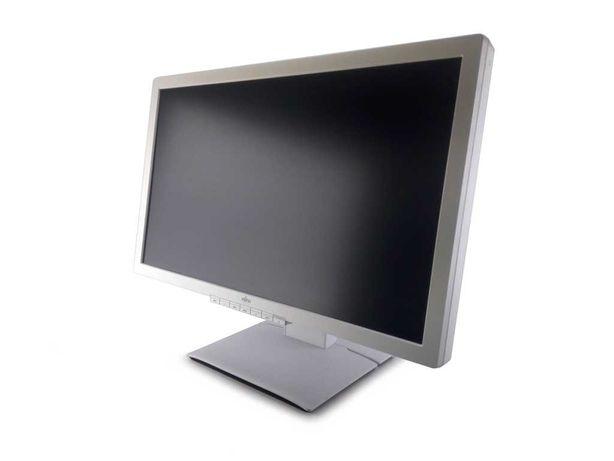 """Профессиональный монитор Fujitsu P27T-6 / 27"""" / IPS / 2K 2560x1440 /"""