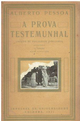 9444 A Prova Testemunhal de Alberto Pessoa