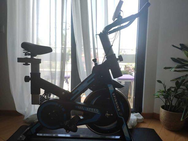 Bicicleta de Spinning Malatec