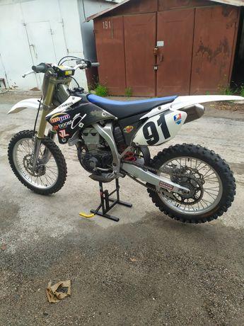 Продам мотоцикл Yamaha Yz450f