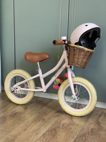 Rowerek biegowy Banwood plus kask S