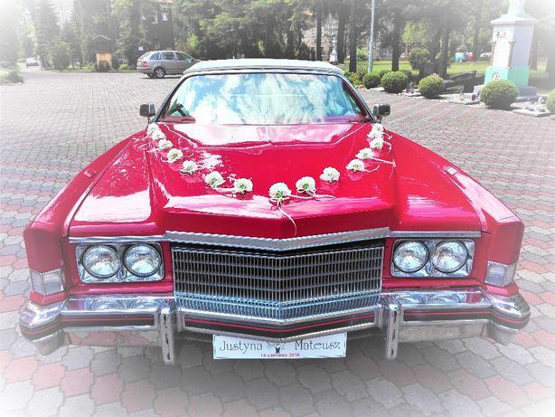 Samochód do Ślubu, Auto na wesele, Cadillackiem do ślubu