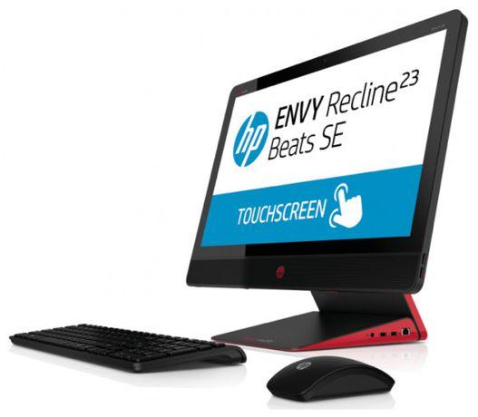 HP ENVY 23! Touch , Full HD, i5 , 8GB RAM, SAMSUNG EVO 250GB SSD W10