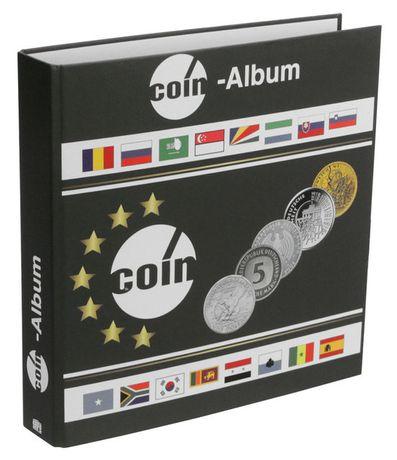 Альбом для монет и банкнот - SAFE Designo (сделано в Германии)