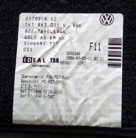 Tapetes Originais Golf 4 Bora VW