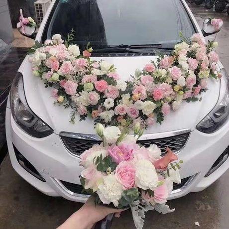 Свадебные Украшения  на машину / автомобиль