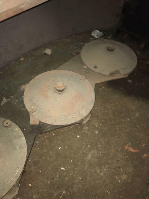 косилки роторные навесные 4-х дисковые Харьков - изображение 1