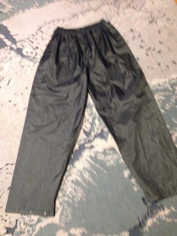 spodnie dla wedkarza / do lasu XXL ciemnozielone
