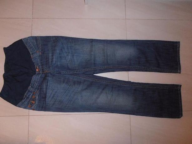 Spodnie ciążowe H&M Mama r S 36