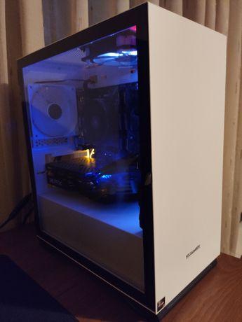 Pc gaming - AMD Ryzen 5 - XFX RX590 8GB