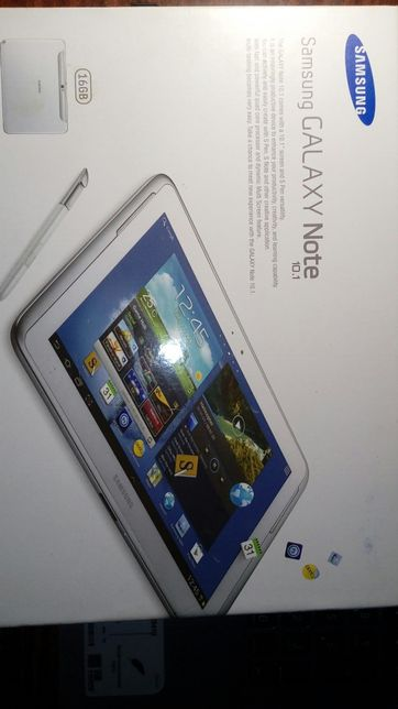 Планшет Samsung n8000 10/1