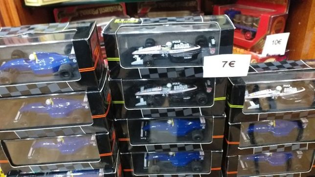 Miniaturas Onyx 1:43 Ligier e Braun 7€