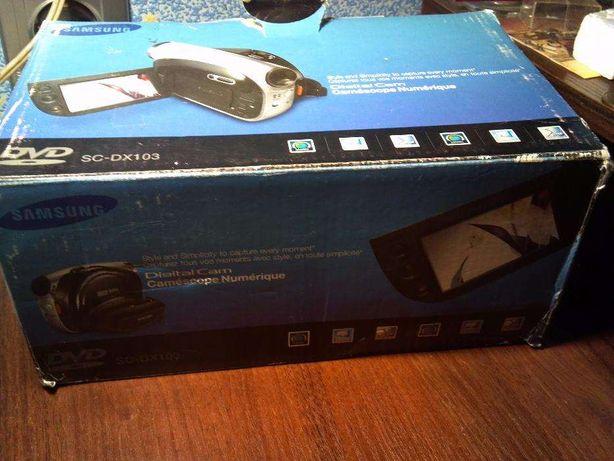 Samsung DVD - видеокамера sc dx103
