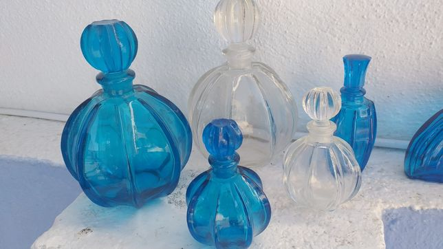 Decoração em vidro de modelos exclusivos