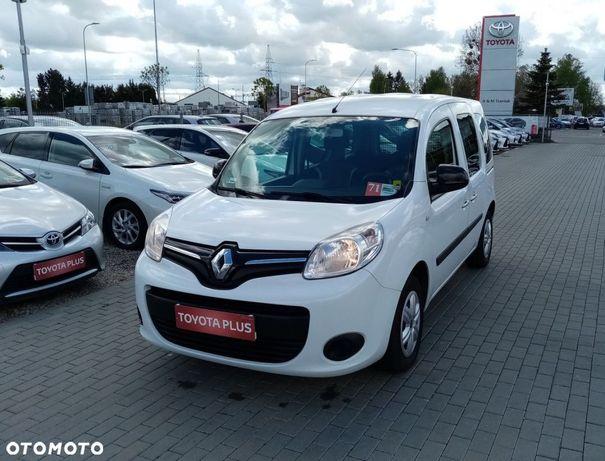 Renault Kangoo 71. Renault Kangoo 1.5 dCi Zen Eu6