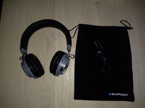Słuchawki Blaupunkt bluetooth, bezprzewodowe.
