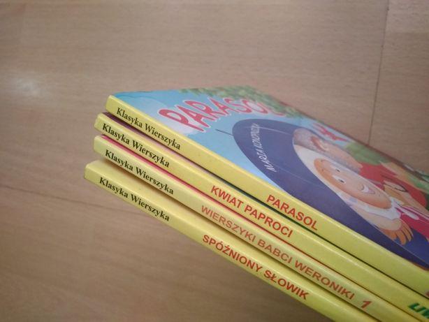 książeczki dla dzieci grube tekturowe kartki