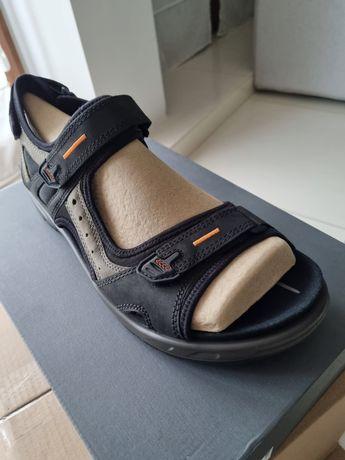 Sandały ecco rozmiar bardzo duzy