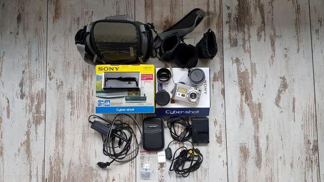 Sony DSC-W200 zestaw