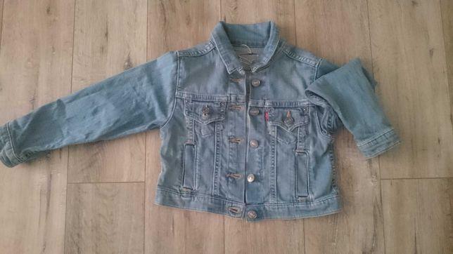 Kurtka jeansowa levis dla 2-3 latka