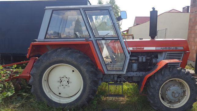 Ciagnik rolniczy Ursus 4x4 c 385a stan bardzo dobry