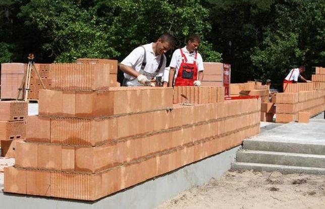 Zrobie fundamenty lub wybuduje dom...Powidz,Witkowo,Gniezno,Wrzesnia