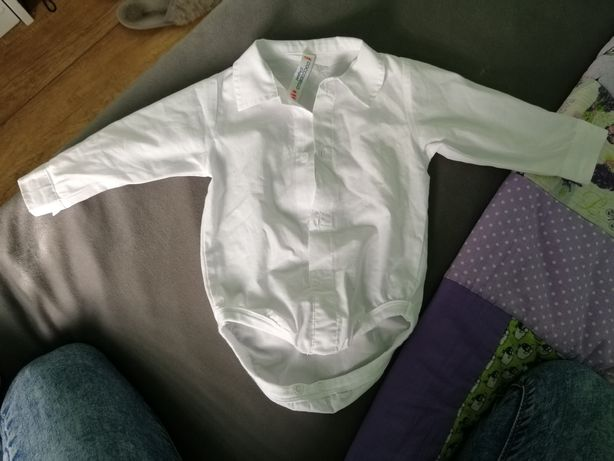 Body koszulowe 68 coccodrillo