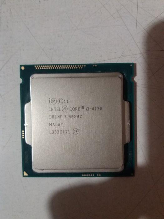 Продам процессор Intel Core I3 4130 Каменское - изображение 1