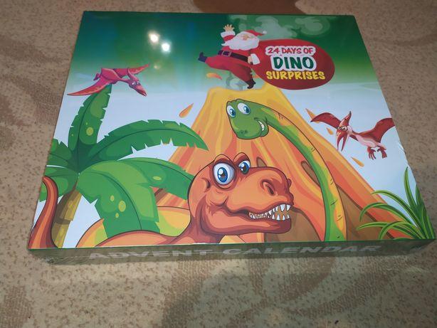Календар адвент, Advent calendar Christmas, Dino