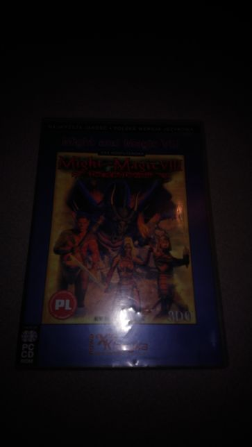 Gra PC Might & Magic VIII PL