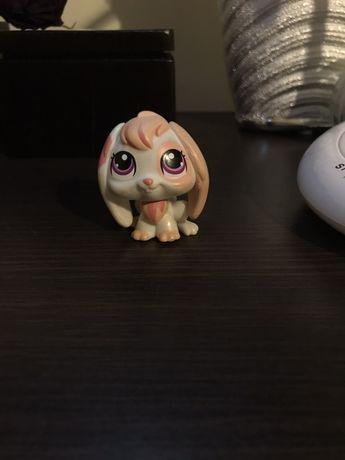 Figurka Littlest Petshop krolik