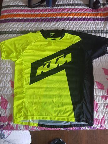 Camisola ciclismo KTM
