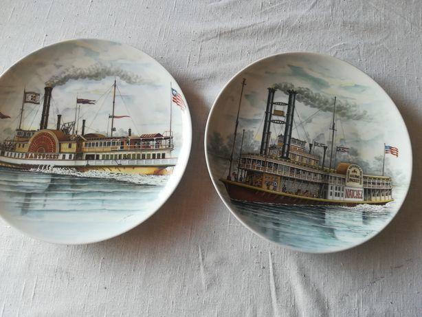 Pratos porcelana vizavi