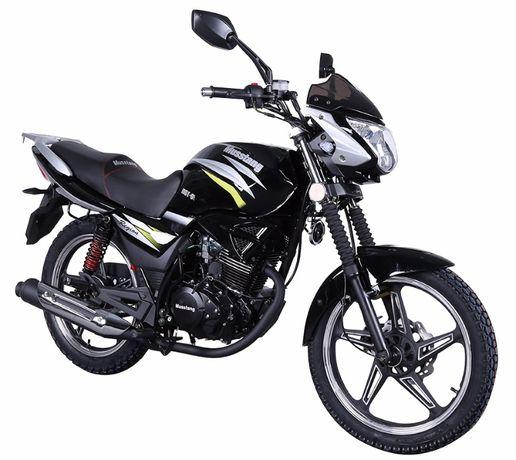 Мотоцикл MUSSTANG Region MT150 + полный пакет документов