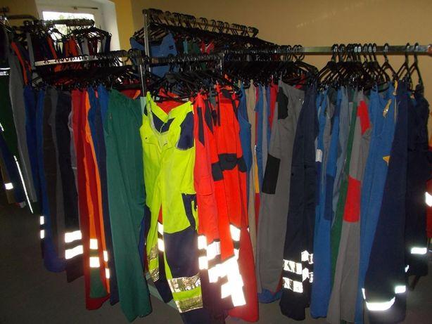 Odzież robocza używana z Niemiec