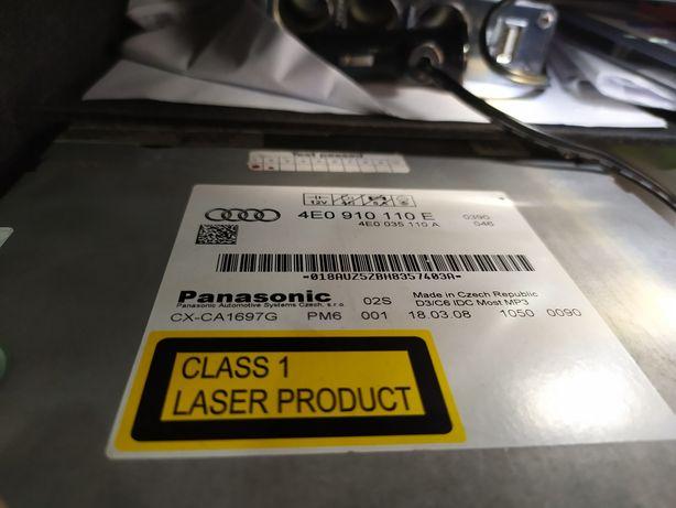 Zmieniarka CD Audi A6 C6
