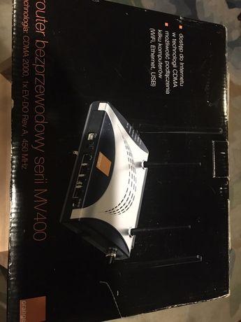 Router radiowy bezprzewodowy MV400