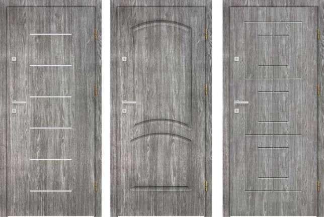 POLSKIE -drzwi z montażem WEJŚCIOWE zewnętrzne do mieszkania w bloku.